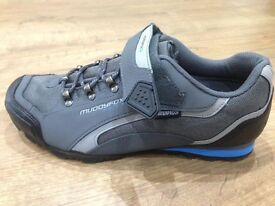 cycling shoes, size 9 Muddy Fox spd