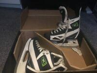 Fuel Hockey Ice Skates (Size 3.5)