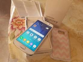 As new boxed unlocked samsung galaxy s6 32gb can deliver 3 months guarantee