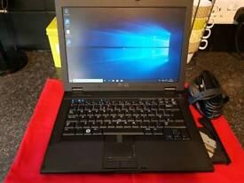 Dell Latitude E5400 win 10 pro,OpenOffice
