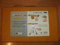 Boschmann Laser Level 400mm Complete 6 Piece Set