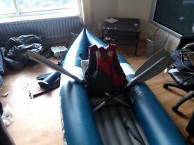 sevelor inflatable kayak