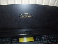Yamaha Clarinova CVP-92 digital piano is in working condition