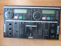 Numark CD MIX1 DJ Equipment
