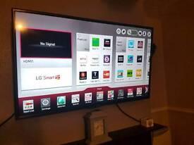 "Lg 1080 led 3d smart tv 47"""