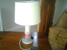 table light 16 inches high