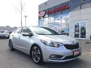 2014 Kia Forte EX SUNROOF ALLOYS BLUETOOTH BACK UP CAMERA!!
