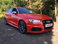 AUDI S3 TFSI QUATTRO 2014 5DR HATCHBACK MANUAL MUST SEE**