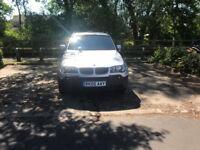 BMW X3 Sport 2.5l Petrol