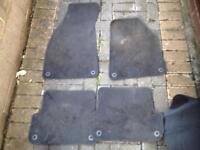 AUDI A4 B6 B7 ORIGINAL FLOOR MATS