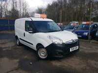 Vauxhall Combo 2015, 12 months MOT, Low rate finance, 3 months RAC warranty, 64,000miles, One owner