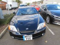 Hyundai Coupe...Great condition for age..M.O.T untill May 2017..Loads of Service History.Good engine