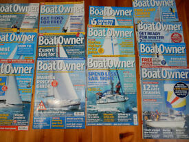 Practical Boat Owner magazines 2010