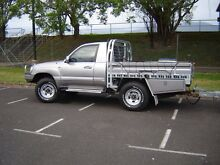 Wanted: 100 series ute (chop) or 79 1hdfte Snake Valley Pyrenees Area Preview