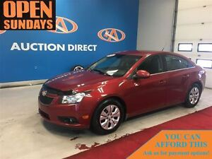 2012 Chevrolet Cruze LT TURBO! AC! FINANCE NOW!
