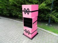 Beauty / Hair Salon Display Stand (V -Heavy)