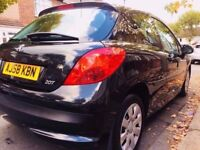 **URGENT SALE**2009 PEUGEOT 207 WITH HISTORY**3 OWNERS**LOW ORIGINAL MILEAGE**NO TIMEWASTERS PLEASE!