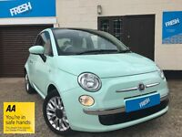 Fiat 500 Lounge 1.2 2014 - LOW MILEAGE and 12 Months MOT