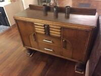 Beautiful antique cabinet / sideboard / dresser by CWS Ltd Cabinet Factory
