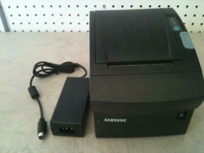 Samsung Bixolon Srp-350 Serial Black Thermal Receipt Pos Printer