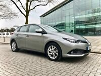 2016 TOYOTA AURIS HYBRID 1.8 HSD Business Edition 5dr salvage damaged repairable