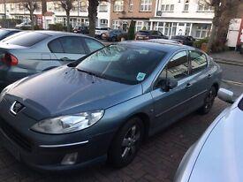 Peugeot 407 for sale 700£
