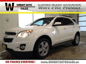 2014 Chevrolet Equinox LT| LEATHER| HEATED SEATS| BLUETOOTH| 46,