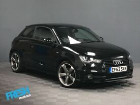 Audi A1 1.4 TFSI S Line Black Edition 3dr Auto 2014 - Full Audi Service History