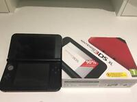 NINTENDO 3DS XL RED COLOUR