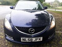 Mazda 6 diesel sports ( 58 2009 model) px welcome