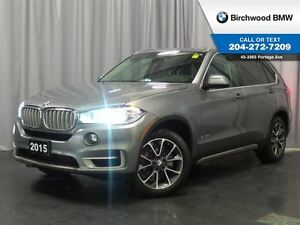 2015 BMW X5 xDrive35i NO ACCIDENTS! Premium Package 2