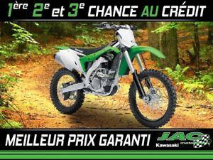 2018 Kawasaki KX250F Défiez nos prix