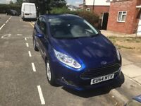 FORD FIESTA ZETEC ECO BOOST 2014 2 KEYS FULL SERVICE HISTORY WITH LOW MILLAGE