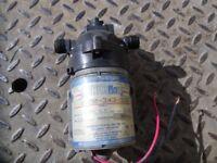 boat parts Shur Flow Water Pump