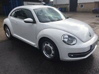 VW Beetle Design 2.0L Diesel, Imaculate condition.