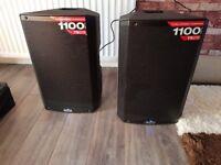Pair Alto TS215 Active Speaker Like New