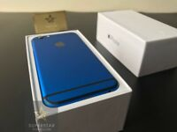 iPhone 6 16GB Limited Edition Midnight  Blue  New Unlocked