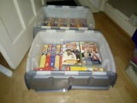 Only fools and horses video collection