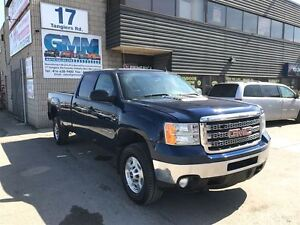 2013 GMC SIERRA 2500HD SLE Crew Cab Long Box 4X4 Gas