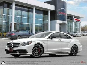 2016 Mercedes-Benz AMG CLS 63 S-Model 4MATIC