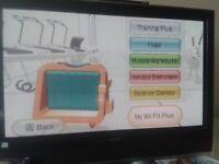Nintendo Wii Bundle: Good condition