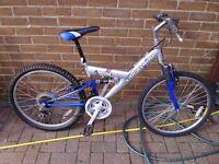 Bravado Active MTB Bike