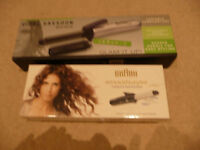 Braun Smoothstyler and Vidal Sassoon Maximum