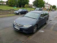 Honda Accord icdti 6 speed manual diesel long mot cheap to run