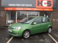 Ford Fiesta 1.4 Ghia - Full Leather - LOW MILES, 1 YEAR WARRANTY, MOT & AA COVER INCLUDED