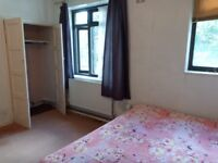 Double room full furnished short period rent 1-4 weeks no smoking drinking