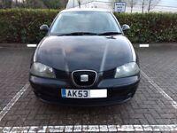 Seat Ibiza Sport 1.9 TDI PD 130 HP 2003 Rear Parking Sensor