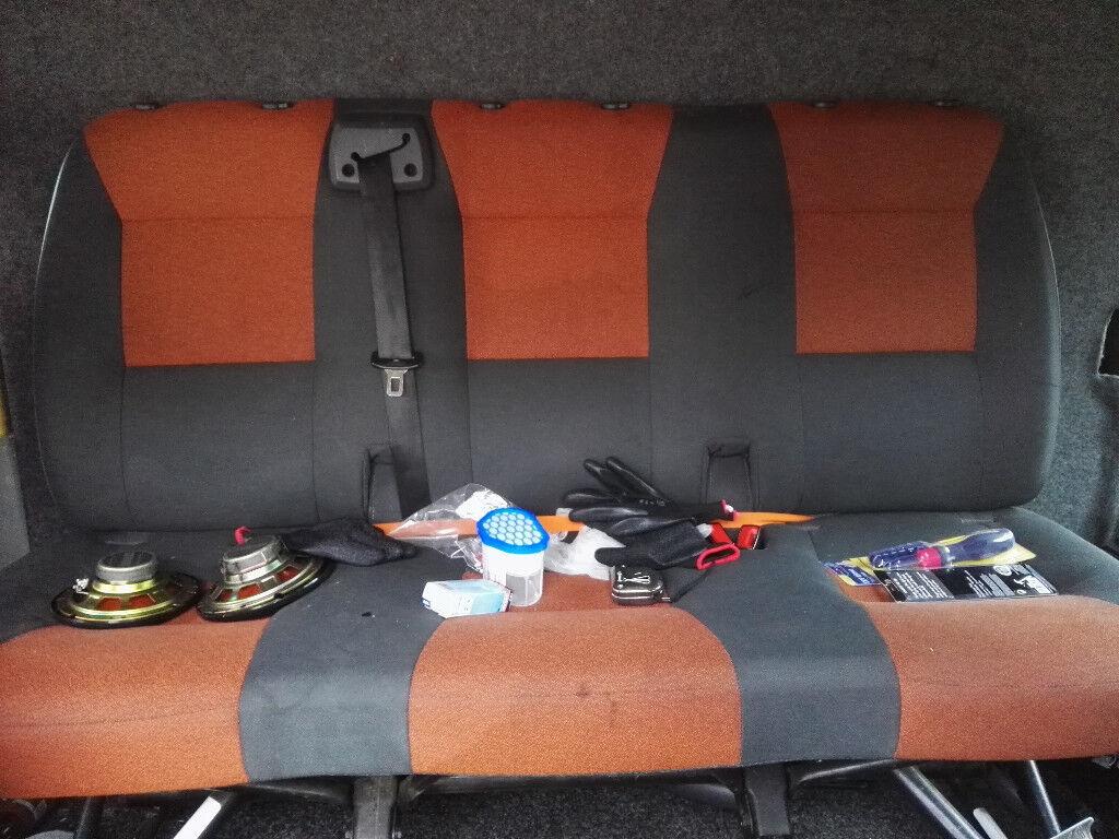 Campervan Or Van Conversion Bench Seats