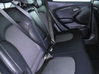HYUNDAI IX35 2.0 CRDI SE NAV 5DR AUTO (silver) 2015