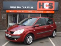 Scenic 1.6 VVT Dynamique - 1 YEAR WARRANTY, MOT & AA Included. Great condition.